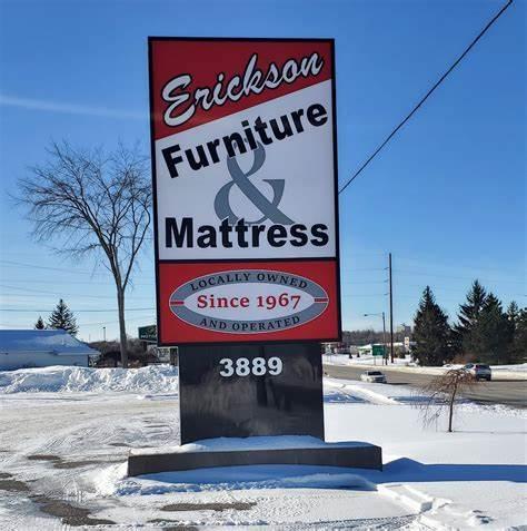 Erickson Appliance / Art Van Furniture | 3889 I-75 Business Spur, Sault Sainte Marie, MI, 49783 | +1 (906) 632-6817