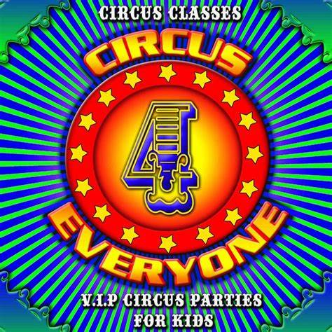 Circus 4 Everyone, Circus School & Party Venue 4 Kids!   316 Church Street, Richmond, Victoria 3121   +61 430 941 974