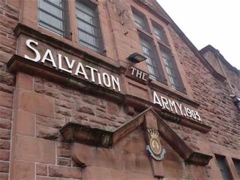 Govan Salvation Army Community Church | Skipness Drive, Govan G51 4RL | +44 141 445 3272