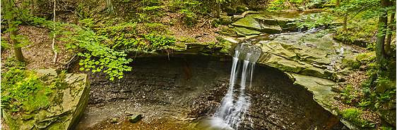 Blue Hen Falls, Cuyahoga Valley National Park, Ohio