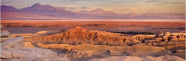 ムーン・バレー (チリ、アタカマ砂漠)