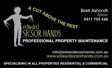 Edward Sicsor Hands Professional Property Maintenence | Redlands, Brisbane, Victoria Point, Queensland 4165 | +61 411 704 448