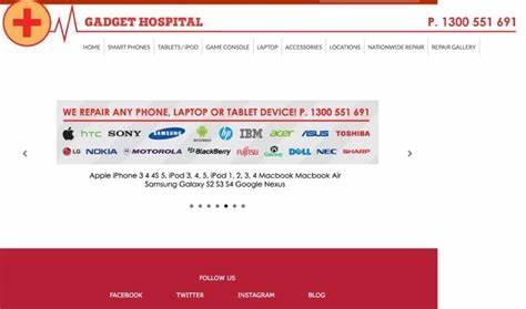 Gadget Hospital Lismore Apple IPhone Ipad Samsung HTC Nokia LG Repairs | 44 Carrington Street, Lismore, New South Wales 2480 | +61 456 246 864