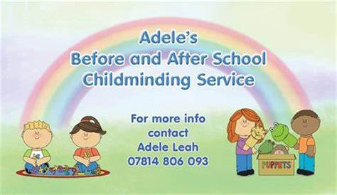 Adeles Before And After School Childminding Service | Vicarage Road, Barnoldswick BB18 6DY | +44 7814 806093