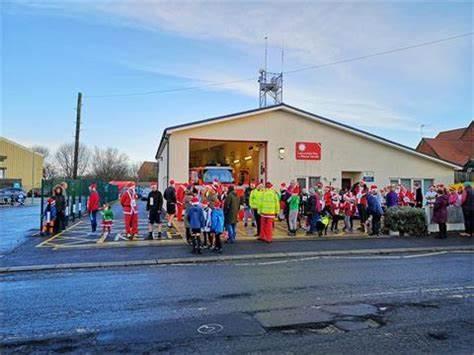 Preesall Fire Station - Lancashire Fire & Rescue Service | Sunnydale Sandy Lane, Preesall FY6 0EJ | +44 1253 810071