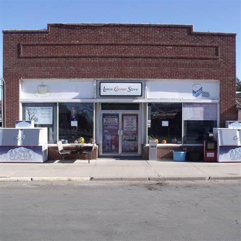 Lewis Corner Store   200 S Main St, Lewis, KS, 67552   +1 (620) 324-5128
