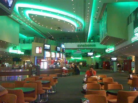 cinemaximum   Yeni M1 Tepe Real, 01200 Seyhan/Adana   +90 322 271 02 62