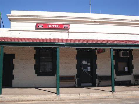 Terowie Hoemstead was Terowie Hotel | Main Street, Terowie, South Australia 5421 | +61 8 8659 1012
