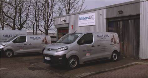Millers UK Ltd. - UK Commercial Laundry And Catering Equipment Supplier | Accrington BB5 5JG | +44 800 085 3573