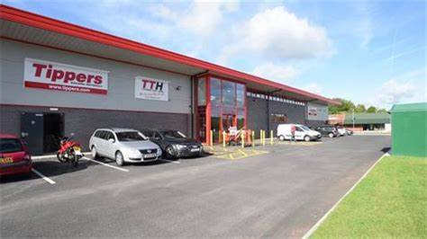 Tippers (Rugeley) | Power Station Road, Rugeley WS15 1LX | +44 1889 576322