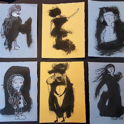 After-school, Evening & Weekend Art Classes - Lisette Winter Art | 25 Pearl Street, Ocean Grove, Victoria 3226 | +61 400 097 290