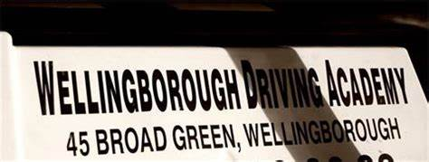 Wellingborough Driving Academy | 45 Broad Green, Wellingborough NN8 4LH | +44 1933 226682