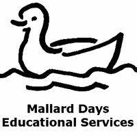Mallard Days Educational Services - Richard J. L. Hornby | 41 The Moorlands, Durham DH1 2LB | +44 191 383 1928