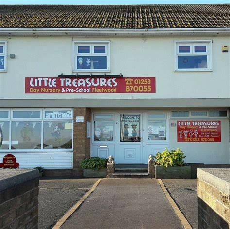 Little Treasures Day Nursery & Pre-School | 38 Laidleys Walk, Fleetwood FY7 7JL | +44 1253 870055