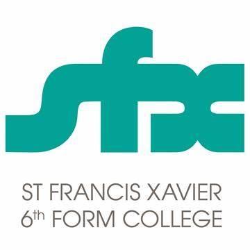 Saint Francis Xavier 6th Form College | 10 Malwood Road, London SW12 8EN | +44 20 8772 6000