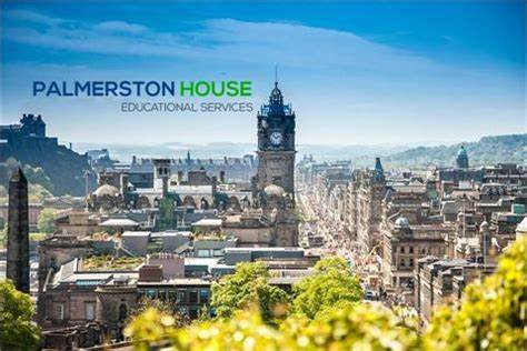 Palmerston House Educational Services   24 Palmerston Place, Edinburgh EH12 5AL   +44 131 629 4343