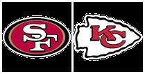 Logo of the San Francisco 49ers