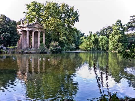 Learn more about Villa Borghese gardens