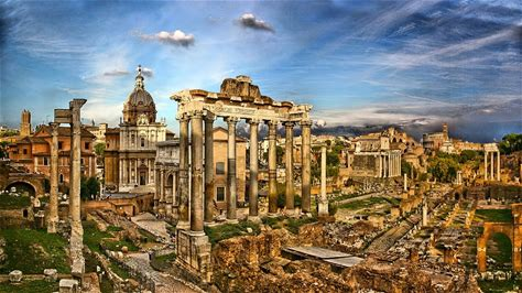 Learn more about Roman Forum