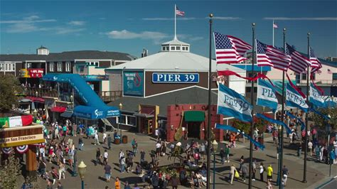 Learn more about Pier 39