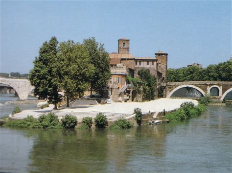 Learn more about Tiber Island