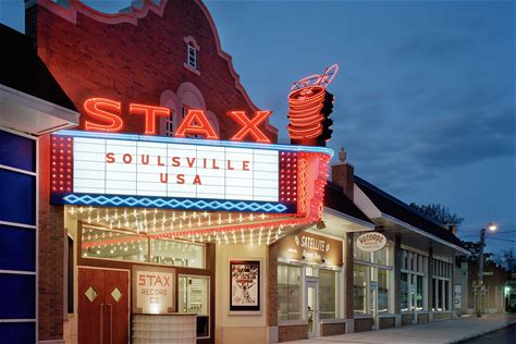 Learn more about Stax Museum of American Soul Music