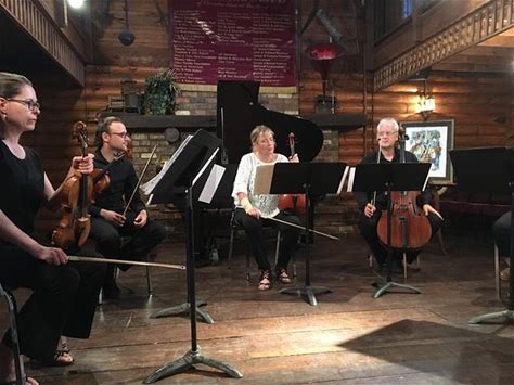 Learn more about Chamber Music at the Barn