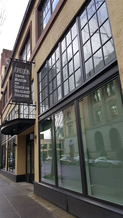 Learn more about Oregon Jewish Museum