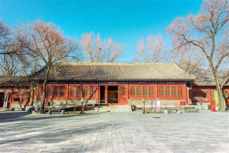 Learn more about Beijing Ancient Architecture Museum Xiannongtan Temple