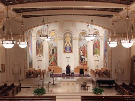 Learn more about Saint Mary's Cathedral Of The Immaculate Conception