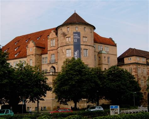 Learn more about Landesmuseum Württemberg