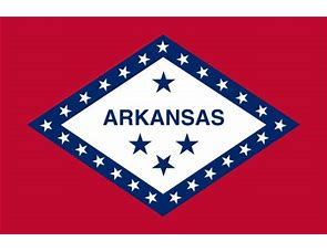 Image result for Arkansas Map