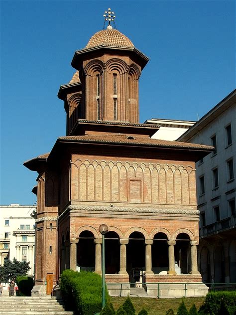 Learn more about Kretzulescu Church