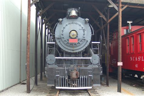 Learn more about Tennessee Valley Railroad Museum