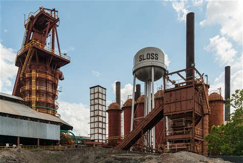 Learn more about Sloss Furnaces