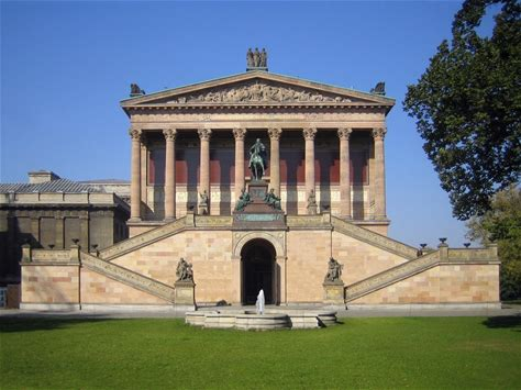 Learn more about Alte Nationalgalerie