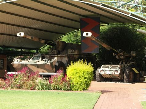 Learn more about South African National Museum of Military History