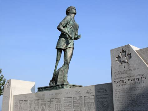 Learn more about Terry Fox Memorial and Lookout