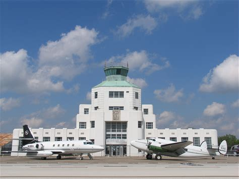 Learn more about 1940 Air Terminal Museum
