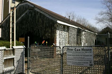 Learn more about Beer Can House
