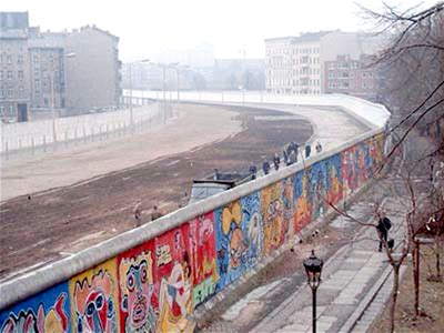 Learn more about Berlin Wall