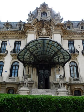 Learn more about George Enescu Museum (Muzeul George Enescu)