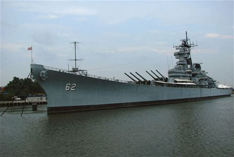 Learn more about Battleship New Jersey Museum and Memorial