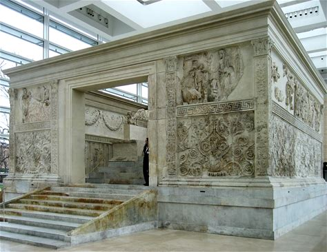 Learn more about Ara Pacis