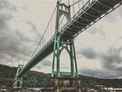 Learn more about St. Johns Bridge