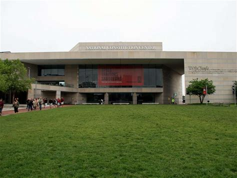 Learn more about National Constitution Center
