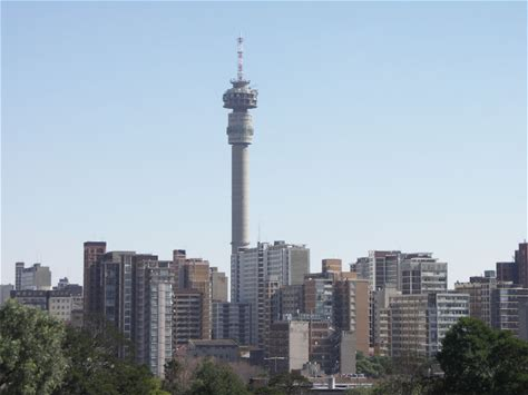 Learn more about Hillbrow Tower