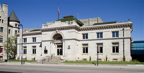 Learn more about Wichita City Carnegie Library Building