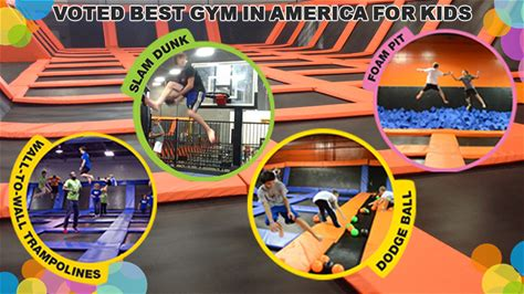 Learn more about Urban Air Trampoline and Adventure Park