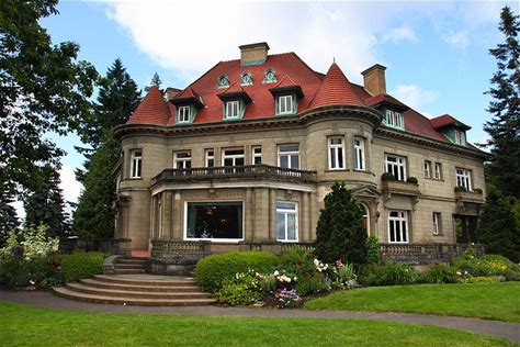 Learn more about Pittock Mansion
